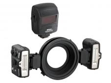 Комплект макро светкавици и контролер Nikon Commander Kit R1C1