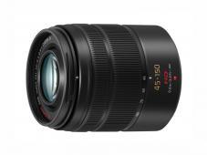 Обектив Lumix G VARIO 45-150mm f/4-5.6 ASPH. MEGA O.I.S. Black