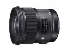Обектив Sigma 24mm f/1.4 DG HSM (Art) за Canon