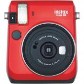 Моментален фотоапарат Fujifilm Instax mini 70 Red