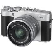 Фотоапарат Fujifilm X-A5 Black + Обектив Fujinon XC 15-45mm f/3.5-5.6 OIS PZ