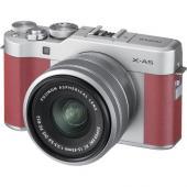 Фотоапарат Fujifilm X-A5 Pink + Обектив Fujinon XC 15-45mm f/3.5-5.6 OIS PZ
