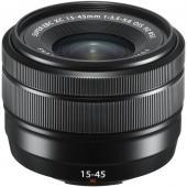 Обектив Fujifilm Fujinon XC 15-45mm f/3.5-5.6 OIS PZ Black