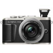 Фотоапарат Olympus E-PL9 Black тяло + Обектив Olympus ZD Micro 14-42mm f/3.5-5.6 EZ ED MSC