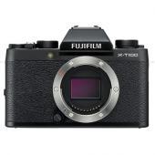 Фотоапарат Fujifilm X-T100 Body Black