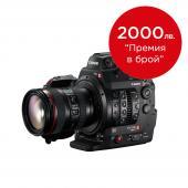 Видеокамера Canon EOS C300 Mark II тяло