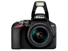 Фотоапарат Nikon D3500 Black + Обектив Nikon AF-P DX Nikkor 18–55 G VR    + Обектив Nikon AF-S DX Nikkor 35mm f/1.8G