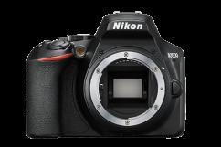 Фотоапарат Nikon D3500 Black тяло + Обектив Nikon AF-S DX Nikkor 35mm f/1.8G + Филтър Praktica UV 52mm