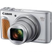 Фотоапарат Canon PowerShot SX740 HS Сребрист