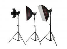 Starter SK II 600 Studio - комплект студийно осветление
