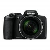 Фотоапарат Nikon Coolpix B600 Black + чанта CS-P08