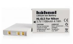 Батерия Hahnel Li-Ion HL-EL5 (заместител на Nikon EN-EL5)