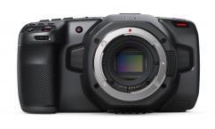 Компактна дигитална камера Blackmagic Pocket Cinema Camera 6K