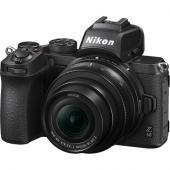 Фотоапарат Nikon Z50 + Обектив Nikkor Z DX 16-50 mm F3.5-6.3 VR + Карта 16GB + Чанта + Обектив Nikon Nikkor Z DX 50-250mm F4.5-6.3 VR