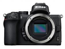 Фотоапарат Nikon Z50 тяло + Адаптер Nikon FTZ