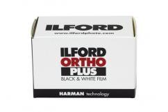 Филм ILFORD ORTHO Plus 135/36exp. (ISO 80)