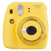 Моментален фотоапарат Fujifilm Instax Mini 9 Yellow