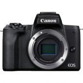 Фотоапарат Canon EOS M50 Mark II Black Тяло
