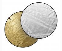 Отражателен диск Dynaphos 2 в 1 81см Silver/Gold