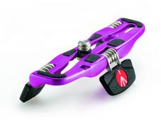 Ултра компактен статив Manfrotto MP1-PP (Purple)