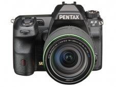 Фотоапарат Pentax K-3 II Kit DA 18-135mm WR