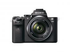 Фотоапарат Sony Alpha A7 II Kit (FE 28-70mm f/3.5-5.6 OSS) + Обектив Sony FE 50mm f/1.8
