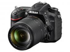 Фотоапарат Nikon D7200 тяло + Обектив Nikon AF-S DX Nikkor 18-140mm f/3.5-5.6G ED VR + Памет SDXC Lexar Premium II 300x (45MB/s) 64GB Class 10 (U1)