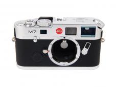 Фотоапарат Leica M7 0.72 Silver Body