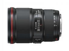 Обектив Canon EF 16-35mm f/4L IS USM