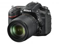 Фотоапарат Nikon D7200 тяло + Обектив Nikon AF-S DX Nikkor 18-105mm f/3.5-5.6G ED VR + Памет SDXC Lexar Premium II 300x (45MB/s) 64GB Class 10 (U1)