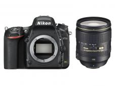 Фотоапарат Nikon D750 тяло + Обектив Nikon AF-S Nikkor 24-120mm f/4G ED VR