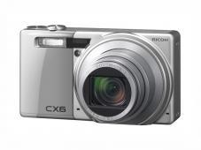 Фотоапарат Ricoh CX6 Silver