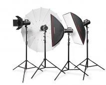 CraftLine GS-1200 - комплект студийно осветление