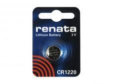 Батерия Renata Lithium CR1220