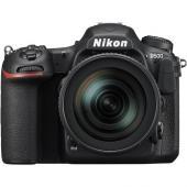 Фотоапарат Nikon D500 тяло + Обектив Nikon AF-S DX NIKKOR 16-80mm f/2.8-4E ED VR + Батерия Nikon Li-Ion EN-EL15a