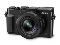 Фотоапарат Panasonic Lumix DMC-LX100 Black