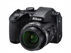 Фотоапарат Nikon Coolpix B500 Black