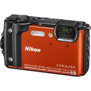 Фотоапарат Nikon COOLPIX W300 Orange + Водонепромокаема раница Nikon