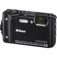 Фотоапарат Nikon COOLPIX W300 Black + ВОДОУСТОЙЧИВА РАНИЦА