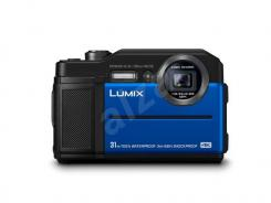 Фотоапарат Panasonic Lumix DMC-FT7 Blue
