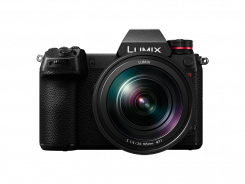 Фотоапарат Panasonic Lumix S1 R Black Body + Обектив Panasonic SR 24-105 f/4