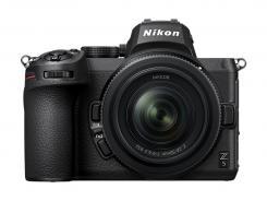 Фотоапарат Nikon Z5 + обектив Nikon Z 24-50mm f/4-6.3 + FTZ Adapter