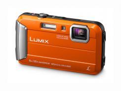 Фотоапарат Panasonic Lumix DMC-FT30 Orange