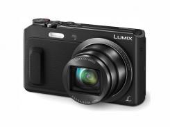 Фотоапарат Panasonic Lumix DMC-TZ57 Black